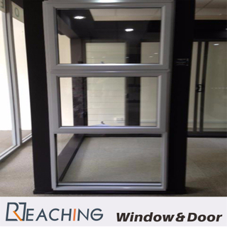 ارفع Open Combine Double Awning Windows مخصص للمبنى
